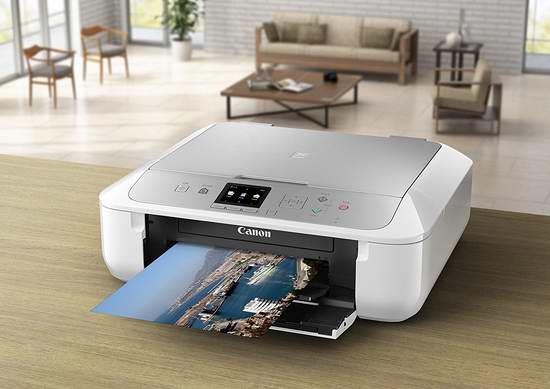 历史最低价!Canon 佳能 PIXMA MG5722 无线多功能一体彩色喷墨打印机4.6折 59.92元限时特卖并包邮!