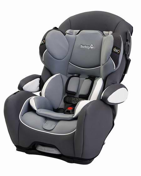 历史最低价!Safety 1st Alpha Omega Elite Air 3合1婴幼儿汽车安全座椅 178.99元限时特卖并包邮!