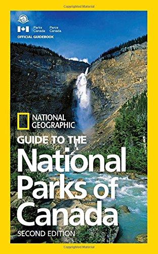 2017最新版 National Geographic Guide《国家地理旅游指南之 加拿大国家公园》 19.06加元限时特卖!