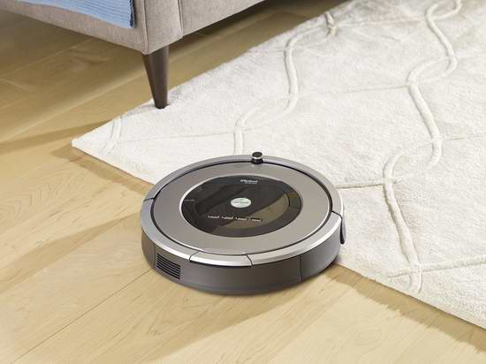 历史新低!iRobot Roomba 860 旗舰版 智能扫地机器人6.1折 429.89加元包邮!