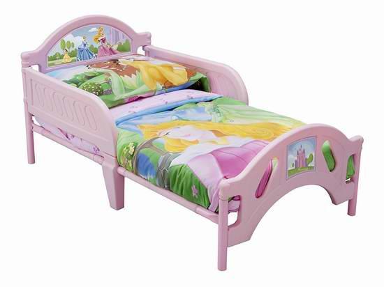 精选14款 Delta Children 婴儿床、儿童床、储物柜、玩具收纳架、游戏桌等特价销售!其中多款为历史最低价!