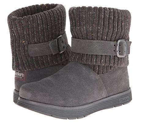 Skechers J'adore 女式时尚冬靴2折 29.06加元起限时清仓!