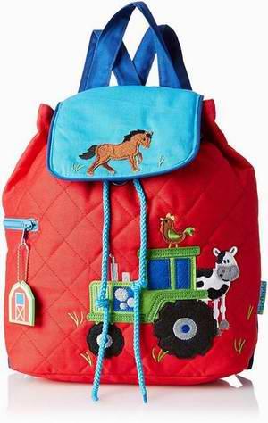 精选10款 Stephen Joseph 超可爱卡通主题儿童背包、雨衣、雨鞋等4折起限时特卖!售价低至11.08加元!