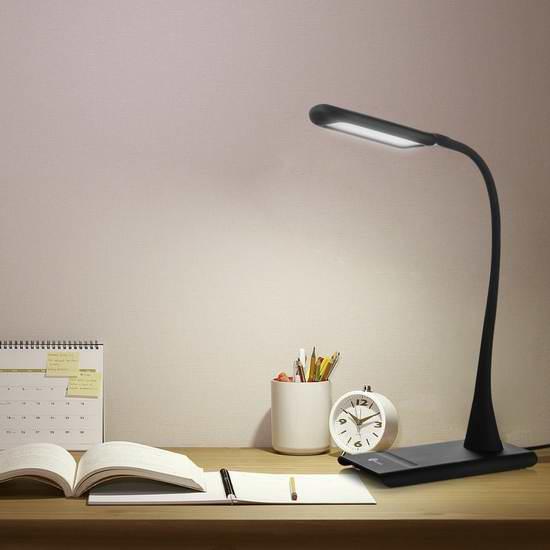 历史新低!TaoTronics TT-DL05 LED 护眼台灯2折 19.99加元限时特卖!