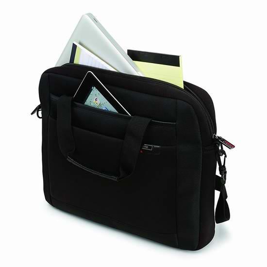 历史新低!Samsonite 新秀丽 Syndicate 15.6英寸笔记本电脑公文包 25.99加元限时特卖!