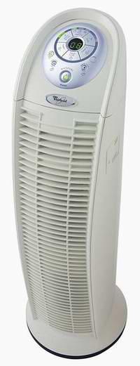 历史新低!Whirlpool APT40010R Whispure HEPA 智能空气净化器4折 90.63加元包邮!