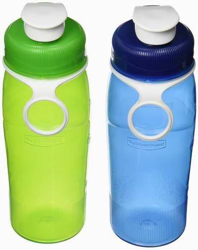 售价大降!历史新低!Rubbermaid 590ml Chug 塑料饮水杯两件套2.4折 2加元限时清仓!