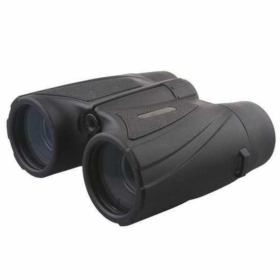 历史新低!Neewer BaK4 防水防雾 5X25 多涂层双筒望远镜2.2折 24.77加元限时特卖并包邮!
