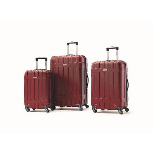 Samsonite 新秀丽 Moston DLX 21.5/24/29.5英寸可扩展硬壳拉杆行李箱1.9折 76.5加元限时特卖!两色可选!