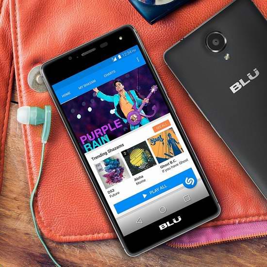 历史最低价!BLU R1 HD 5英寸解锁版双卡双待智能手机 119.99加元包邮!