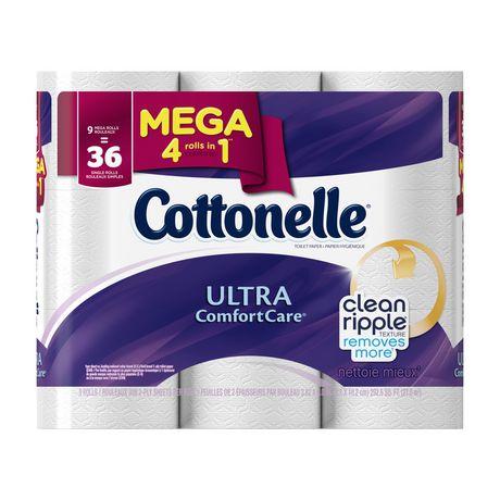 精选5款 Cottonelle 超软卫生纸 5.98-9.98加元限时特卖!额外立减10加元!