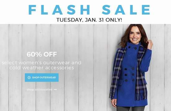 精选368款女式时尚冬衣外套、防寒服、夹克等全部4折限时特卖!售价低至14.94加元!