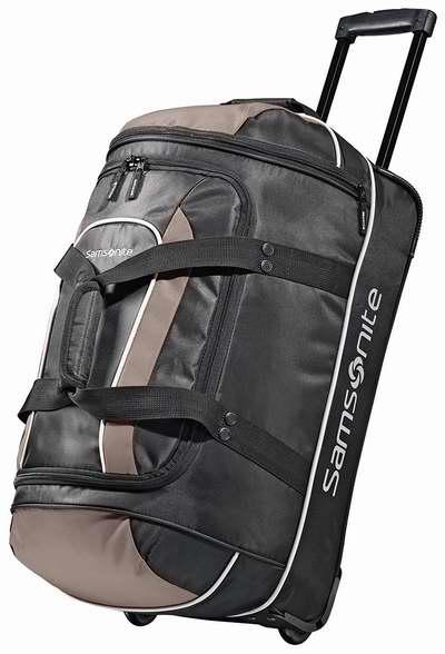Samsonite 新秀丽 Luggage Andante 22英寸拉杆登机旅行包3.1折 32.47加元包邮!会员专享!