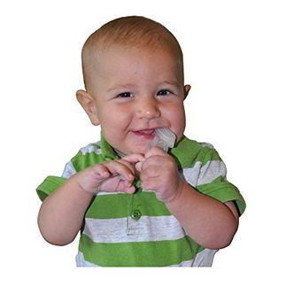 儿科牙医推荐!Baby Buddy宝宝第一把牙刷 5.99加元,原价 8.49加元
