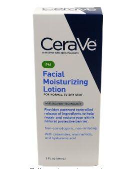 美国药妆品牌! CeraVe 面部保湿乳液 13.49加元,原价 18.19加元