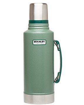 Stanley 1.1夸脱经典款不锈钢真空保温杯 27.2加元,原价 53加元