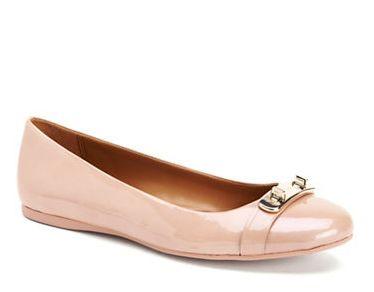 COACH Oswald 女士平底鞋 123加元(5,6码),原价 205加元,包邮
