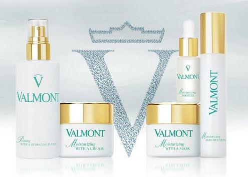 瑞士最富盛名最有口碑的奢华护肤品牌!Valmont法尔曼护肤品牌 5.8折起特卖,明星产品大盘点!