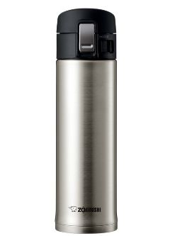 ZOJI 象印 SM-KHE48-AG 16盎司不锈钢保温杯 39.99加元,原价 59加元