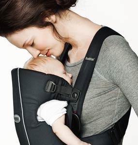 BabyBjorn 092044CA 婴儿背袋 134.99加元,原价 179.95加元,包邮