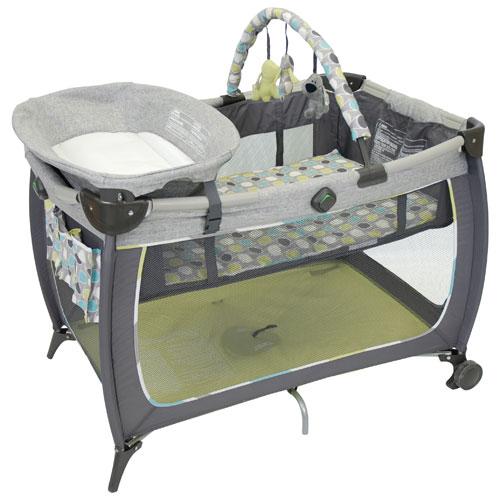 历史最低价!Safety 1st 婴幼儿游戏床 99.99加元,原价 199.99加元,包邮