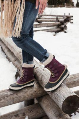 Sorel女款雪地靴 80.99加元(2色可选),原价 134.99加元