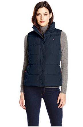 Tommy Hilfiger 女士保暖马甲 26.1加元起特卖(3色),原价 74.16加元