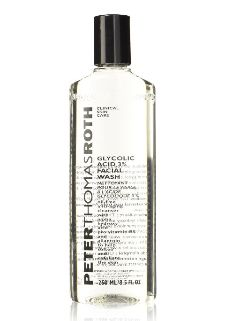 Peter Thomas Roth 彼得罗夫3%甘醇酸洁面乳 31.95加元(8.5 fl盎司),原价 41.6加元