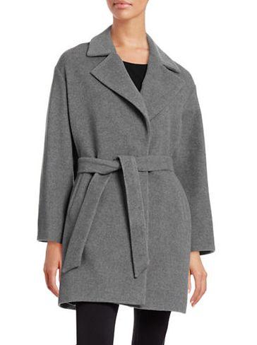 WEEKEND MAX MARA Affari羊毛混纺大衣 540加元,原价 1350加元