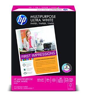 HP 超白打印纸 5.96加元特卖 (500张)!