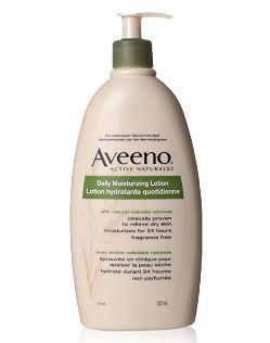 Aveeno 燕麦精华保湿乳液 9.97加元(532ml),原价 11.47加元