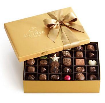 速抢!GODIVA 歌帝梵 巧克力优选礼盒(70粒)4.4折 49.99加元包邮!另有大量巧克力、干杂食品6折起+额外9折!仅限今日!
