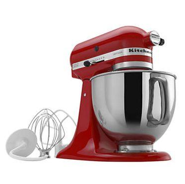 KITCHENAID 厨宝 Artisan Stand 多功能厨师机+果蔬削皮切丝切片 399.99加元,原价 599.99加元,包邮