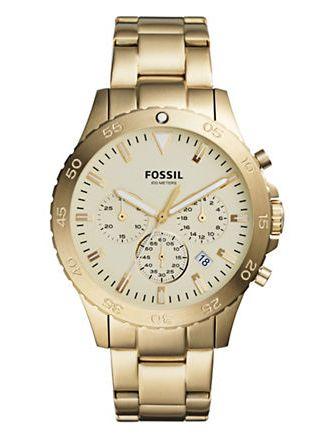 FOSSIL 化石 Crewmaster 精美时尚腕表 133.44加元,原价 225加元,包邮