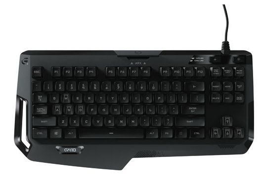 历史新低!Logitech 罗技 G410机械游戏键盘5折 49.95加元包邮!