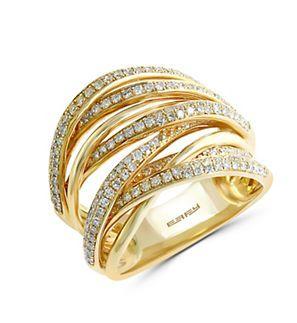 精选 975款 EFFY 金银珠宝钻石首饰 3.3折起特卖,使用HBC信用卡额外8.5折!