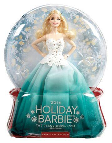 精选 5款 BARBIE 芭比娃娃 低至 14.99加元特卖!