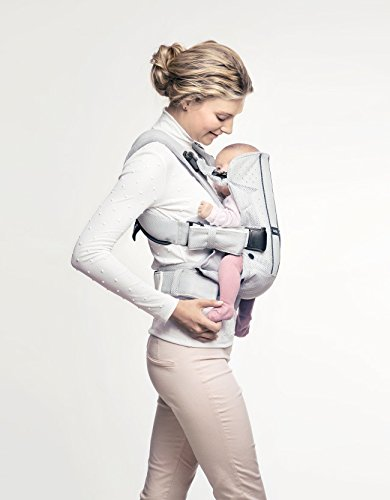 BabyBjorn Baby Carrier One 婴儿背带 224.99加元,原价 299.95加元,包邮