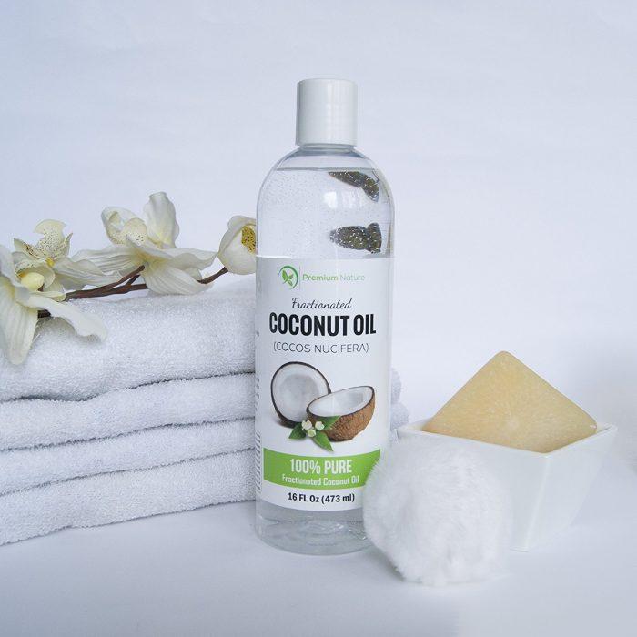 Premium Nature 分馏椰子油 17.95加元(473ml)!