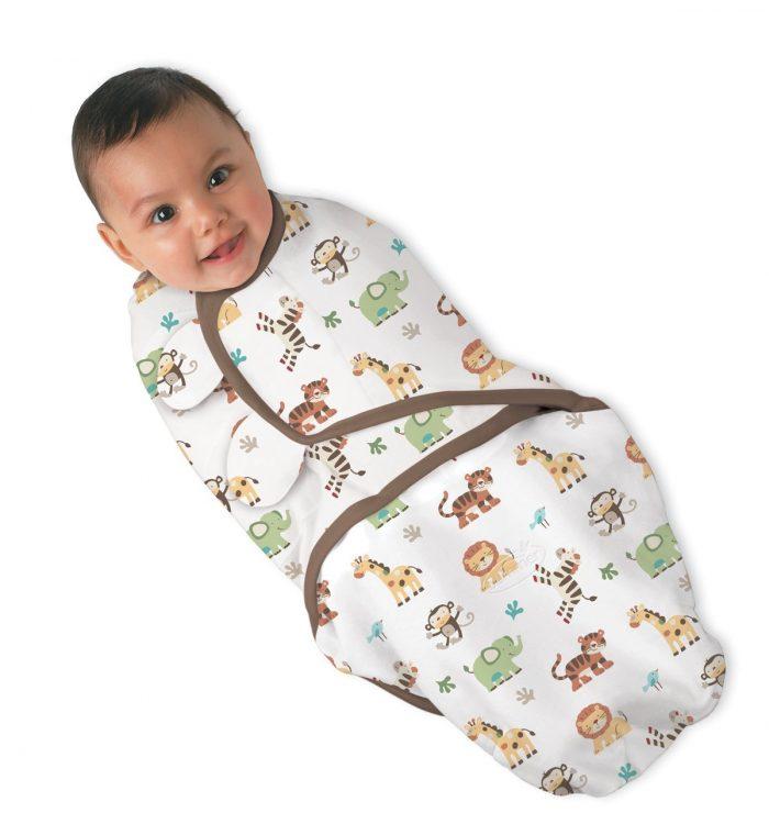 Summer Infant 72014有机棉婴儿襁褓毛毯 11.99加元,原价 16.98加元