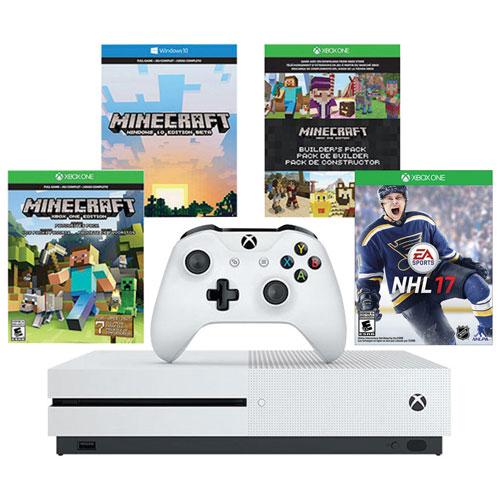 精选多款Xbox One S 家庭娱乐游戏机 最高立减 80加元!部分为新款游戏!