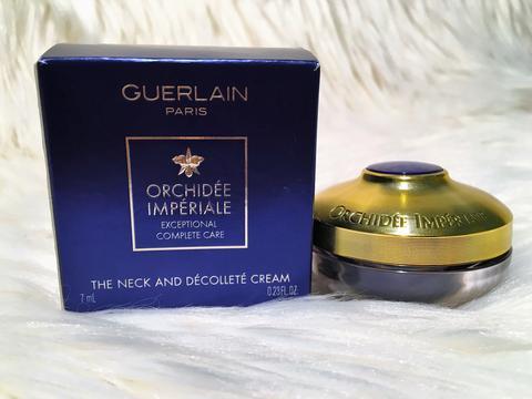贵妇级护肤品牌!Guerlain 法国娇兰 御庭兰花系列奢华护颈胸霜 297.03加元(2.6盎司),原价 365加元,包邮