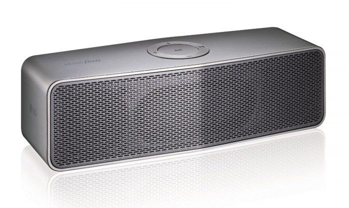 LG Electronics NP7550便携式蓝牙音箱 59.99加元,原价 115.26加元,包邮