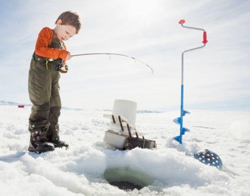 比夏天钓鱼更刺激!安省家庭免费冰钓日,今日起连续3天!