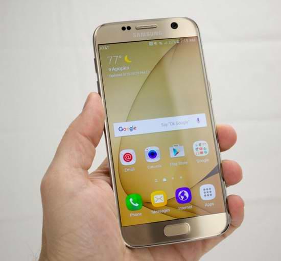 翻新 Samsung 三星 Galaxy S7 32GB 5.1英寸解锁版智能手机 409.99加元限时特卖并包邮!