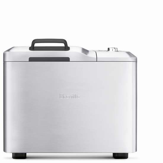 金盒头条:Breville 铂富 BREBBM800XL 全自动智能面包机 225加元包邮!
