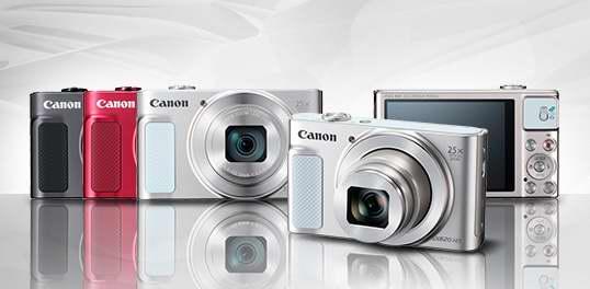 历史新低!Canon 佳能 PowerShot SX620 HS 25倍变焦WiFi数码相机 259.97加元限时特卖并包邮!三色可选!