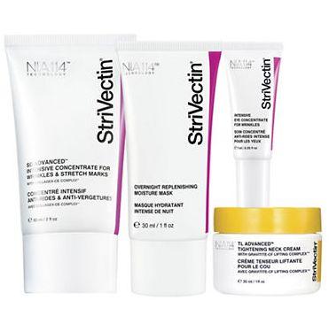 STRIVECTIN 斯佳唯婷 Ageless Skin Essentials 面部减龄护肤四件套 49.5加元,原价 99加元,包邮