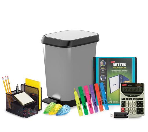 Staples 精选大量文具、办公用品等2折起限时特卖!仅售1-20加元!额外立减10-20加元!