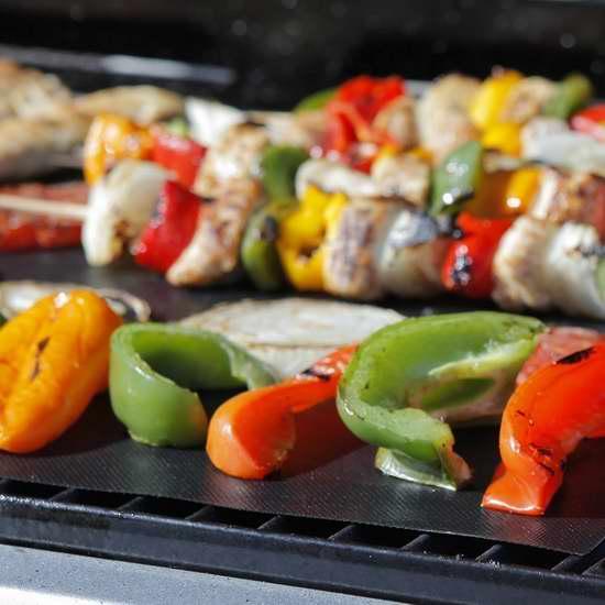 DuraGrill 环保安全不粘BBQ烧烤垫3件套 13.49加元限量特卖!